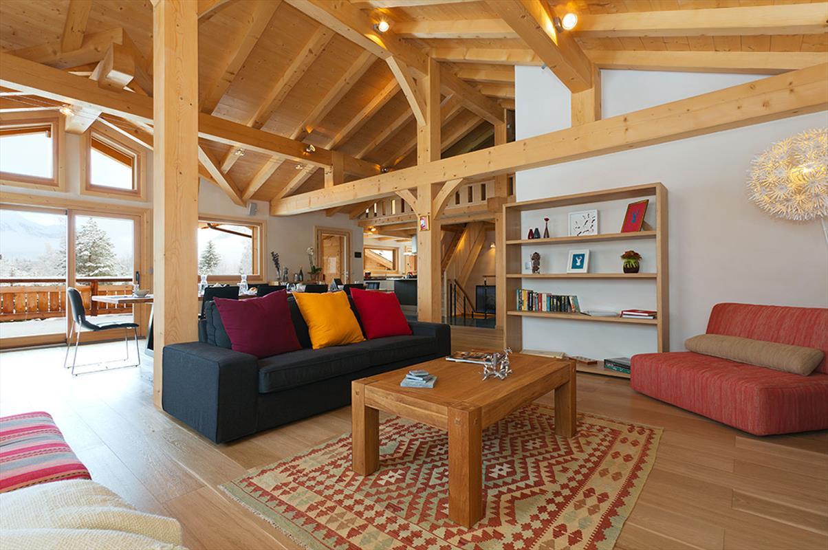 chalet serenite locations saisonni 232 res de luxe chamonix mont blanc